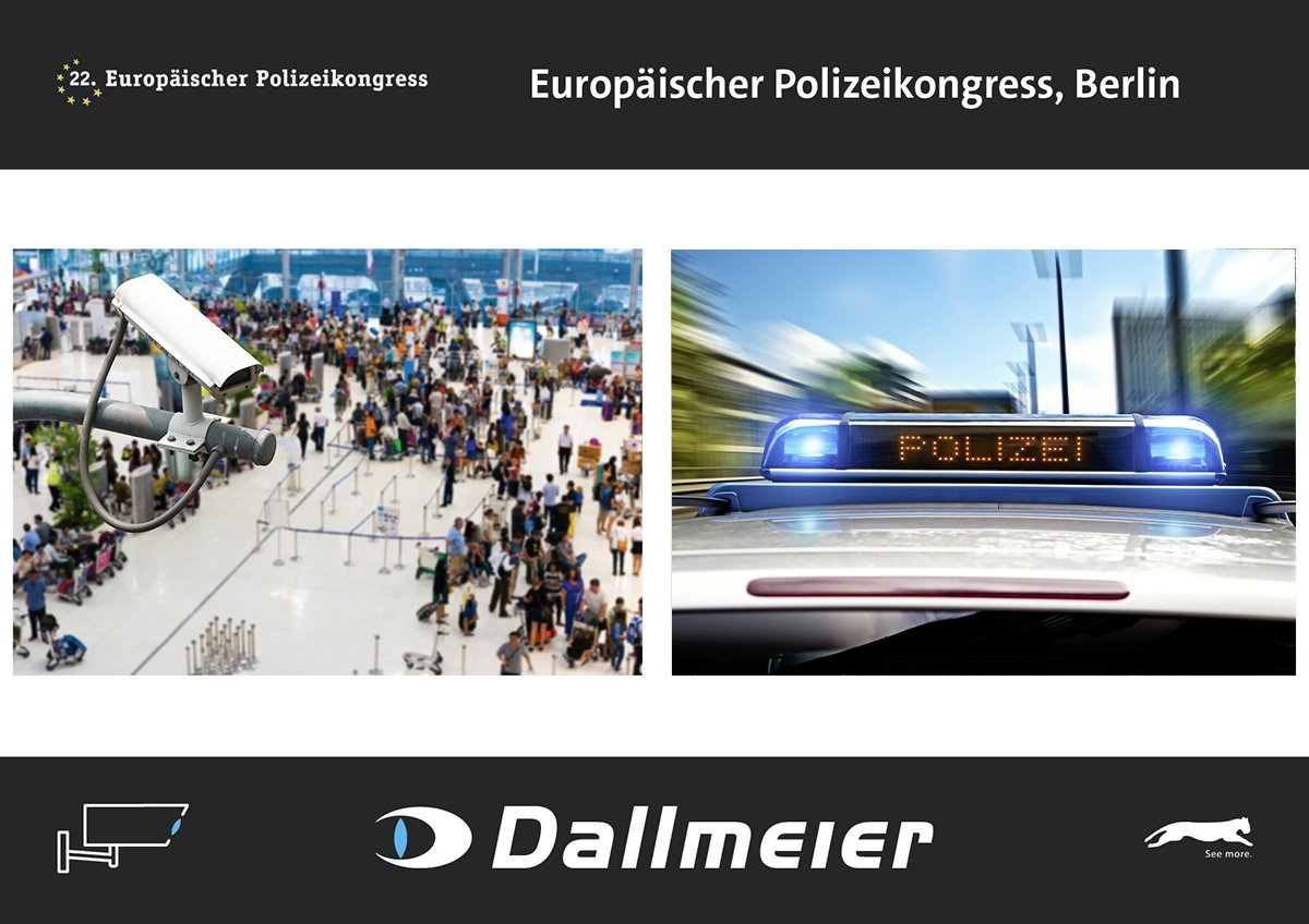 Auf dem europäischen Polizeikongress am 19./20. Februar 2019 in Berlin nehmen wir eine kritische Trendbewertung zum Thema KI vor und zeigen Techniken zur Automatisierung polizeilicher Abläufe. https://www.europaeischer-polizeikongress.de/programm/   @Dallmeier_de #Panomera @BehoerdenNewspic.twitter.com/NZc3SoU2DM