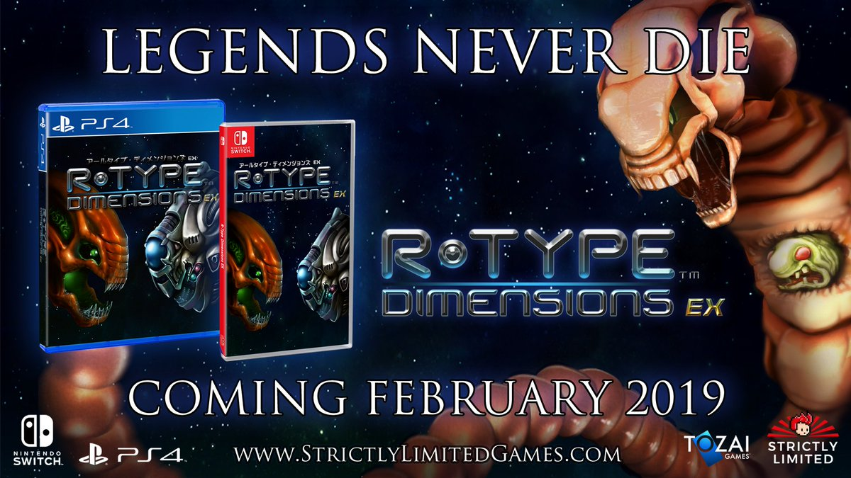 R-TYPE arrive sur Switch !!! - Page 2 Dy0H6AwX4AIm27y