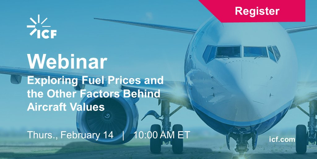 DYK that much of the growth in air #travel is coming from the developing middle class in Asia that has a high propensity for travel? Join the ICF and @CAPA_Aviation webinar to hear more about the various external factors that impact #aircraft values. http://bitly.com/2RN1UTK