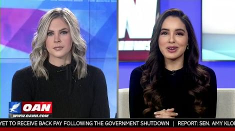 Twinning with @LILIFIFIELD this morning on @OANN 👯♀️