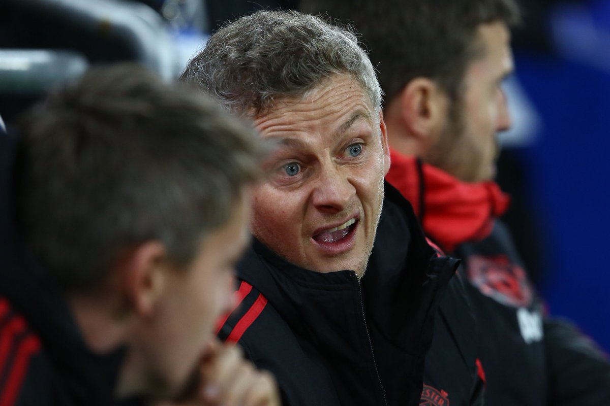 """🗣 """"Our identity? It's a winning identity. It's a confident identity. We want to take risks. We want to go for the 2nd, the 3rd and the 4th goal because that's just how we do things at United. If you can't handle that then you are at the wrong club.""""  - Ole Gunnar Solskjaer. 🔴"""