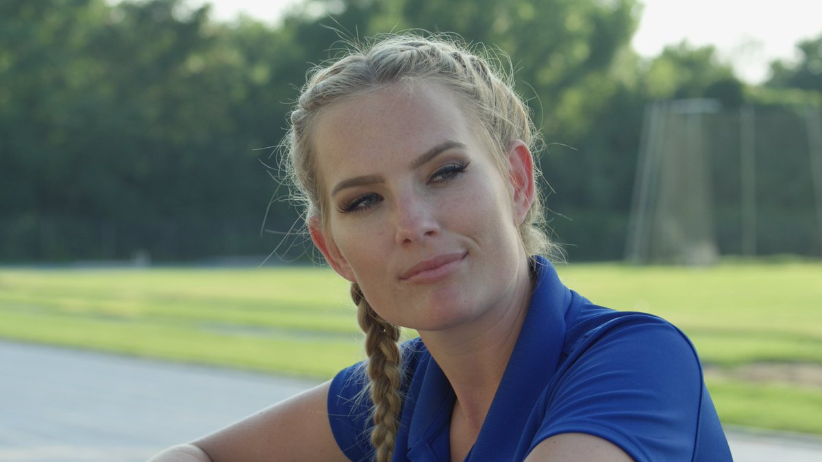 THE PERFECT RACE is still being edited but hopeful for a release late spring. Allee-Sutton Hethcoat reprises her role of the Coach character from REMEMBER THE GOAL. If you liked her in the first film, you should in this one. It's an A-plus performance.  #RememberTheGoal <br>http://pic.twitter.com/yQvmf0bdEP