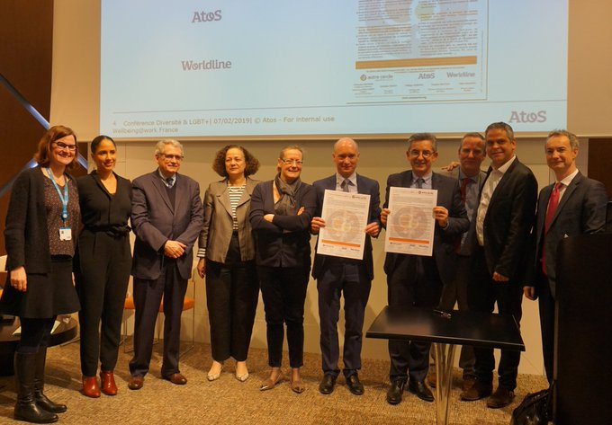 Earlier today we highlighted our commitment, together with @WorldlineGlobal, in order to make...