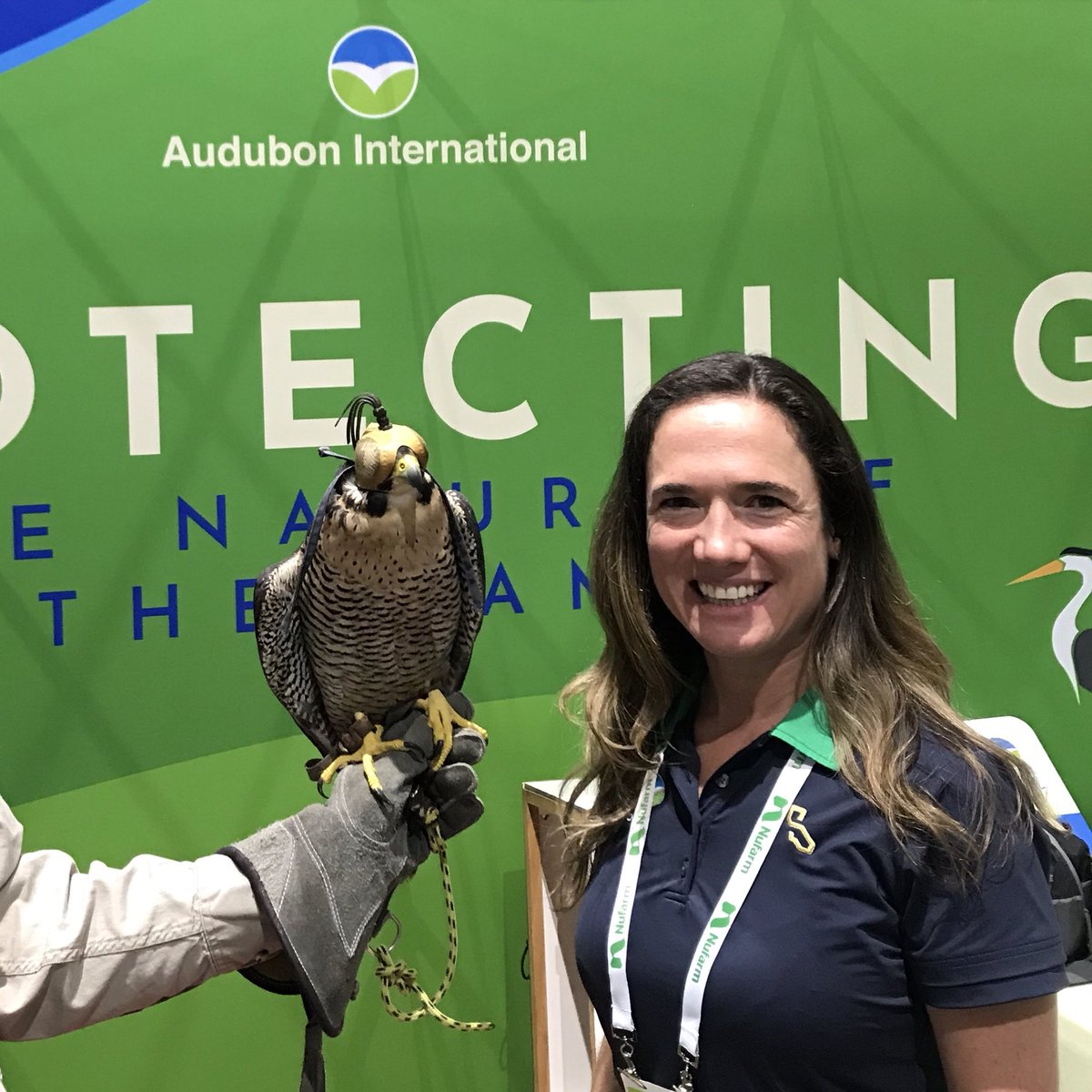 If you are at @GIS_2019 and planning on a future golf course renovation, please stop by Booth 1121 and speak to Georgie about our exclusive #ClassicSanctuary certification program! #GIS2019 #GIS19 #golf #sustainablegolf