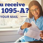 Image for the Tweet beginning: Your Form 1095-A should arrive