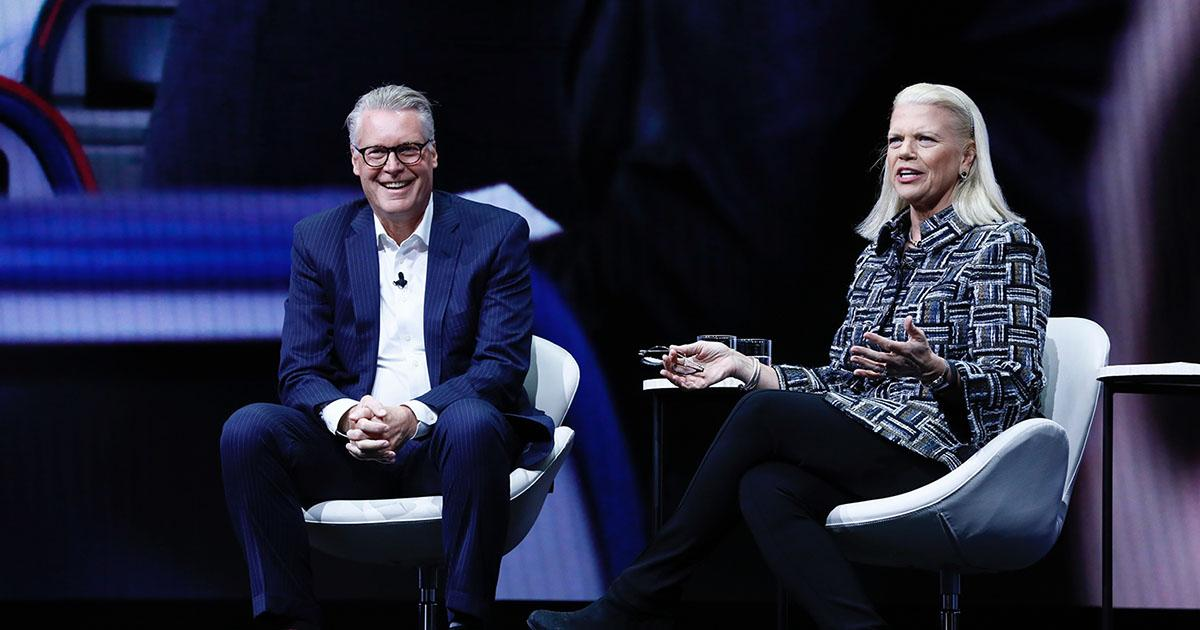 If you missed it or just want to rewatch, check out @IBM's keynote from #CES2019 https://t.co/9g8zZCBaCt