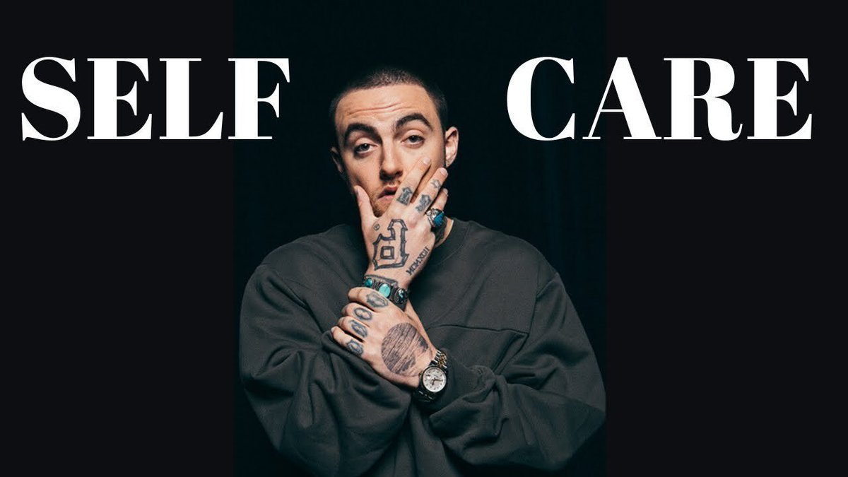 """Congratulations to @MacMiller """"Self Care"""" is now certified Gold!"""