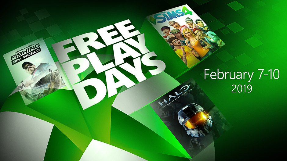 Larry Hryb On Twitter Free Play Days Starting Today Until