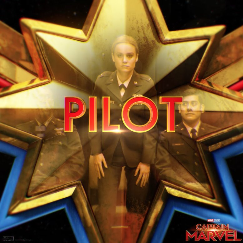"""""""I've never seen anything like her."""" Marvel Studios' #CaptainMarvel lands in theaters March 8! Get tickets: http://www.Fandango.com/CaptainMarvel"""