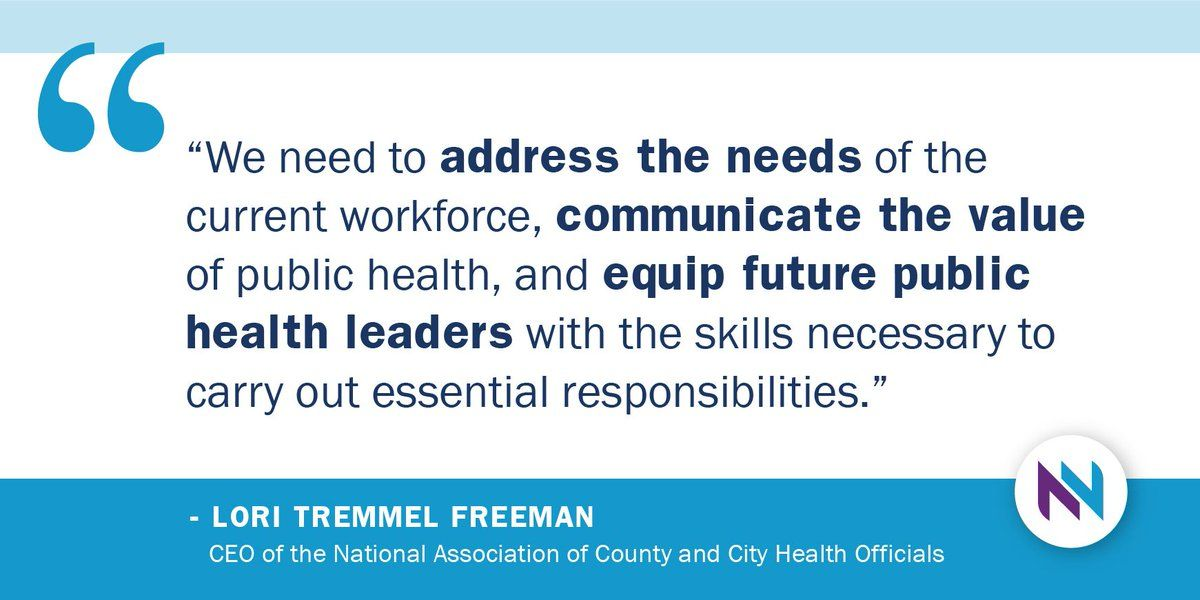 The Public Health Learning Navigator is a great place for public health professionals to build these strategic skills that they can immediately start applying to their work. Start your personalized training experience today at http://bit.ly/2IOuqA3.