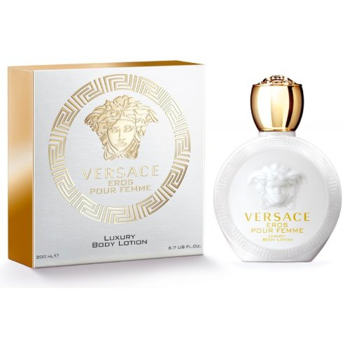 So much fun tonight at our #VersaceEros Twitter Party. I'm excited to have another Versace Eros Pour Femme Luxury Body Lotion to give away! To enter, RT & follow @davelackie