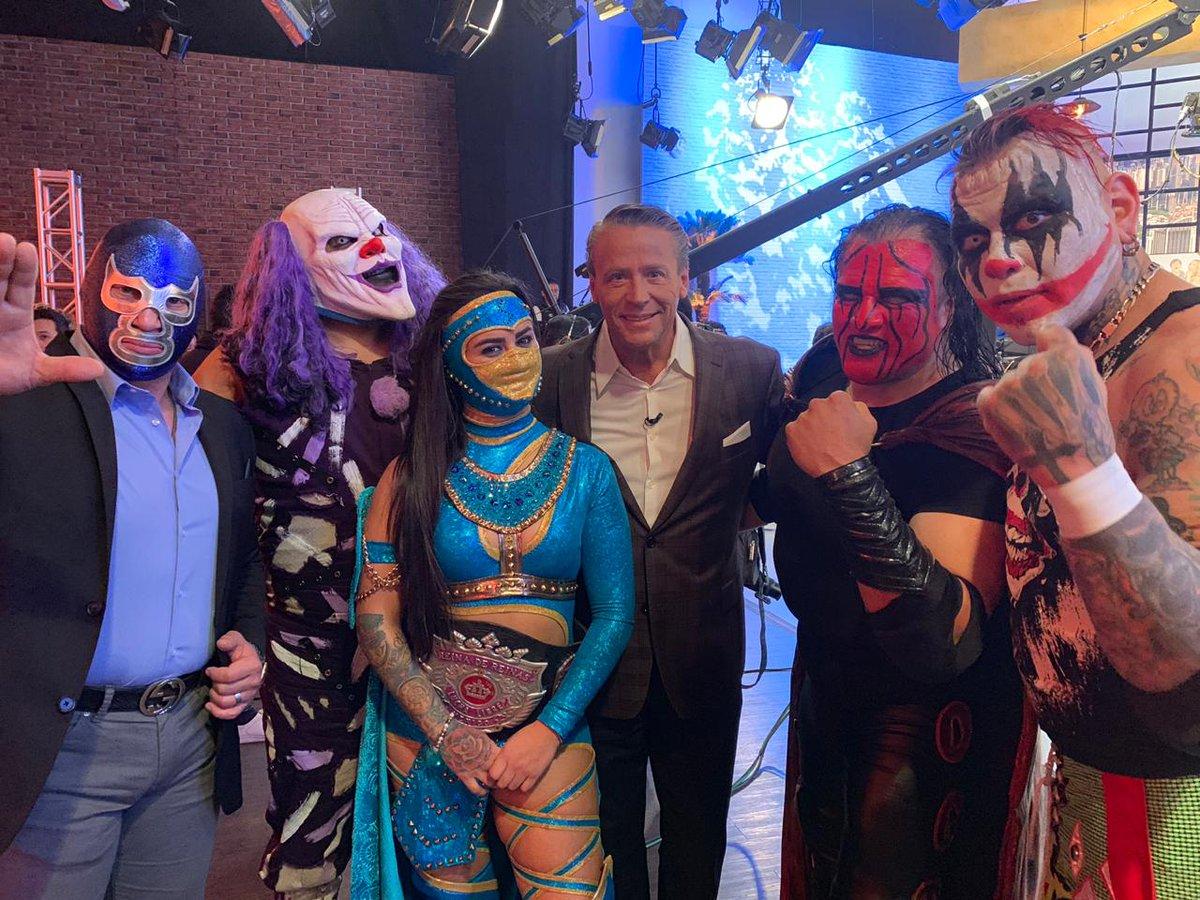 AAA Worldwide y TV Azteca oficializan su alianza 3