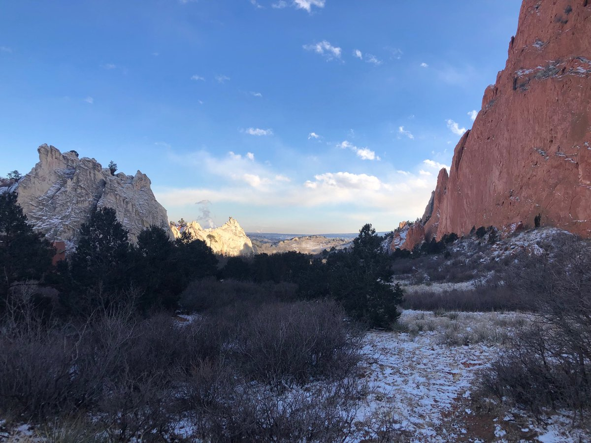 Greg Koch On Twitter Garden Of The Gods Colorado Springs