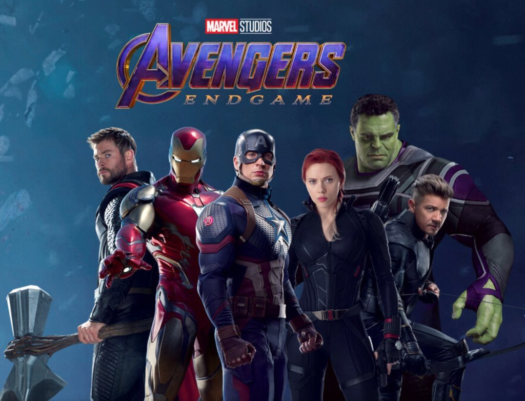 Avengers ENDGAME - Page 3 Dy16ExXWwAAmDxH