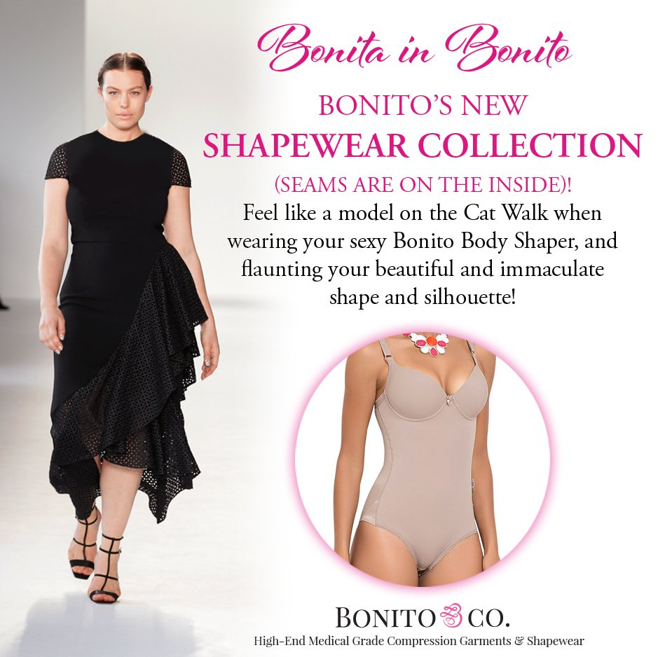 792a13e43b13 Feel like a model on the Cat Walk when wearing your sexyBonito Body Shaper,  and flaunting your beautiful and immaculate shape and silhouette!