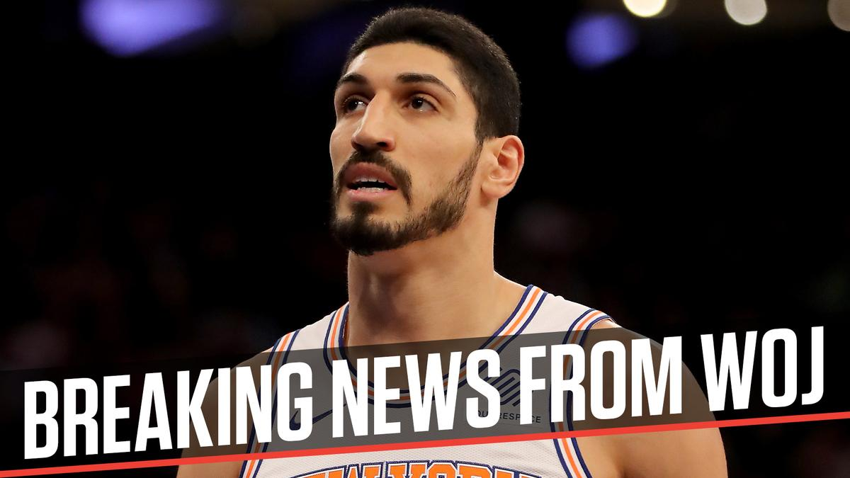 Breaking: The Knicks are releasing Enes Kanter, league sources tell @wojespn. https://t.co/HVn1HxpKA7