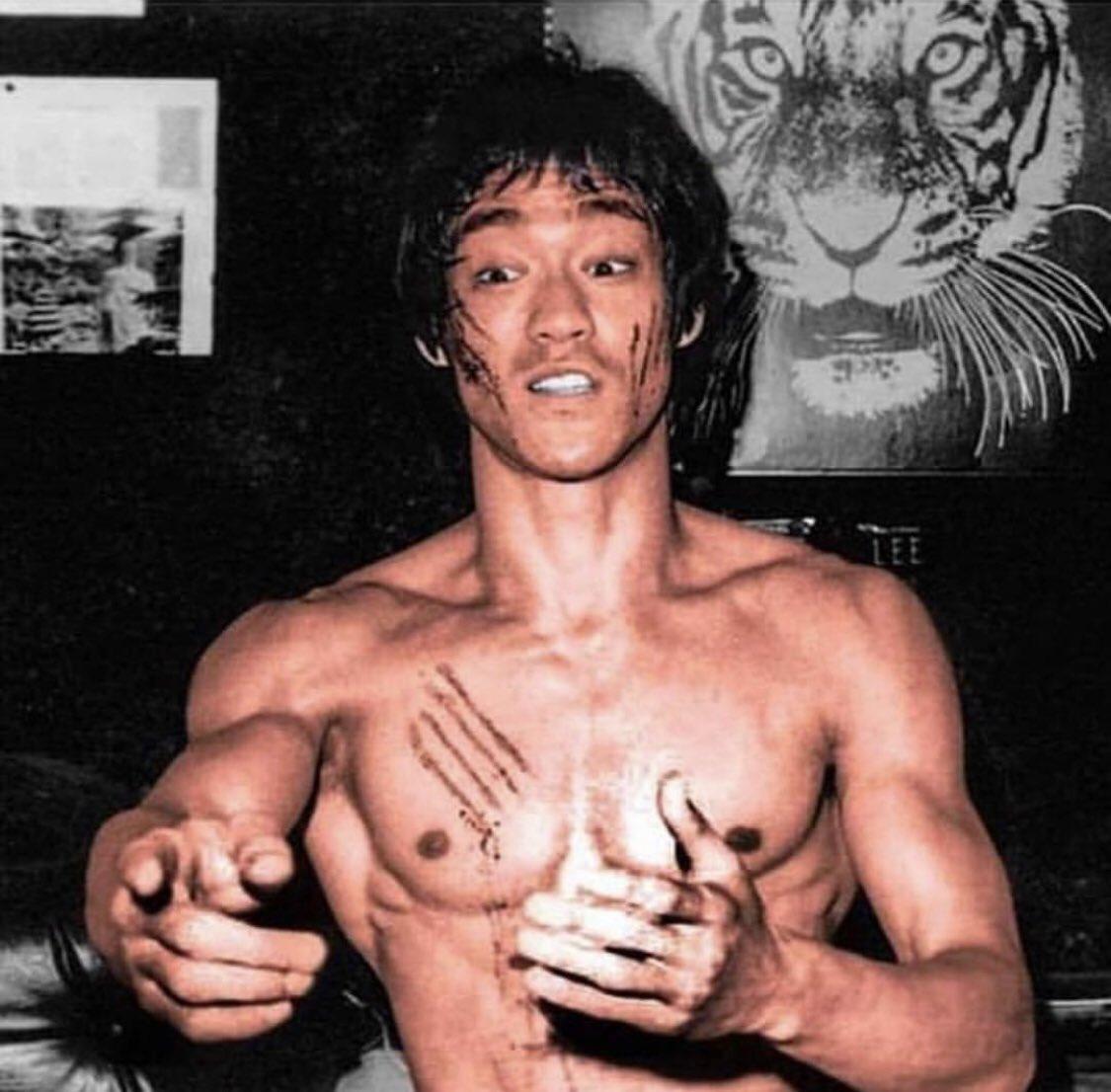 Bruce Lee At Brucelee Twitter