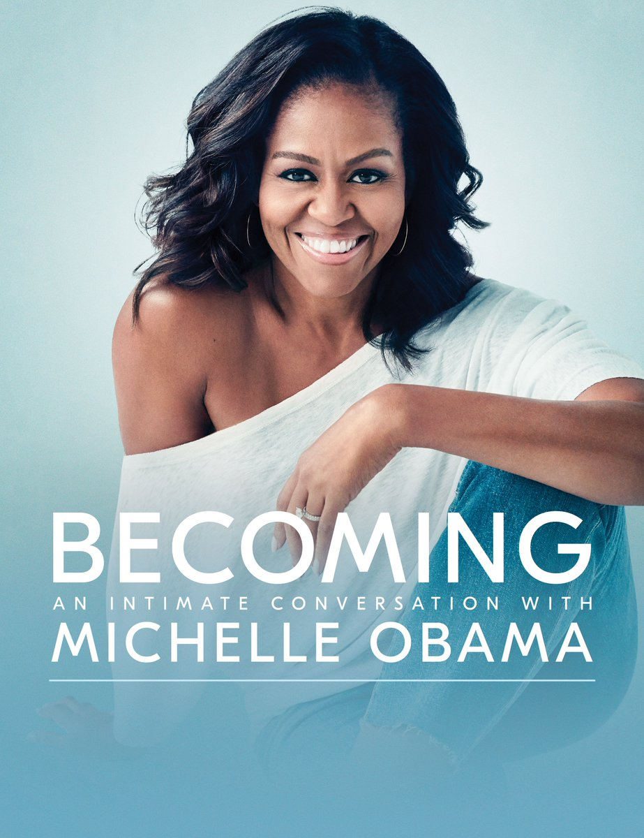 🚨 Live Nation and Crown Publishing announce Becoming: An Intimate Conversation with Michelle Obama scheduled for Friday, February 8 will be postponed to Sunday, March 24. 🚨 (1/3)
