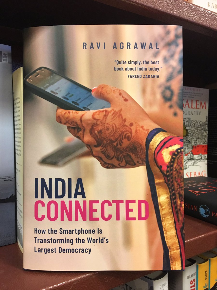 india connected how the smartphone is transforming the worlds largest democracy