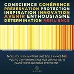 Image for the Tweet beginning: 😨 L'Organisation Météo Mondiale (OMM)