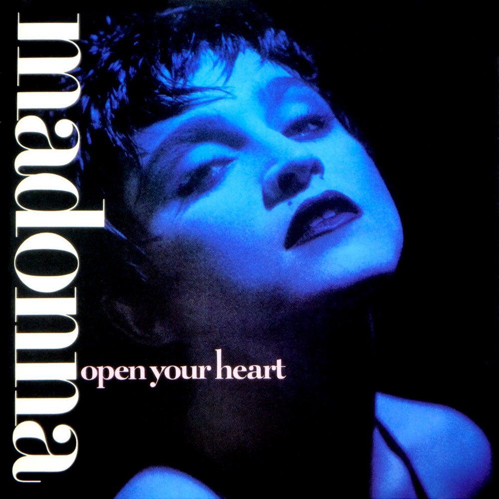 February 7, 1987 – Madonna's 'Open Your Heart' picks at #1 on Billboard's Hot 100 Singles chart. Remember who directed the music video?  #MadonnaStory