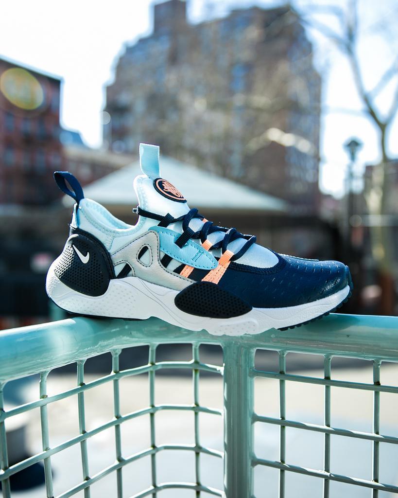fresh Blue Gaze #Nike Huarache E.D.G.E