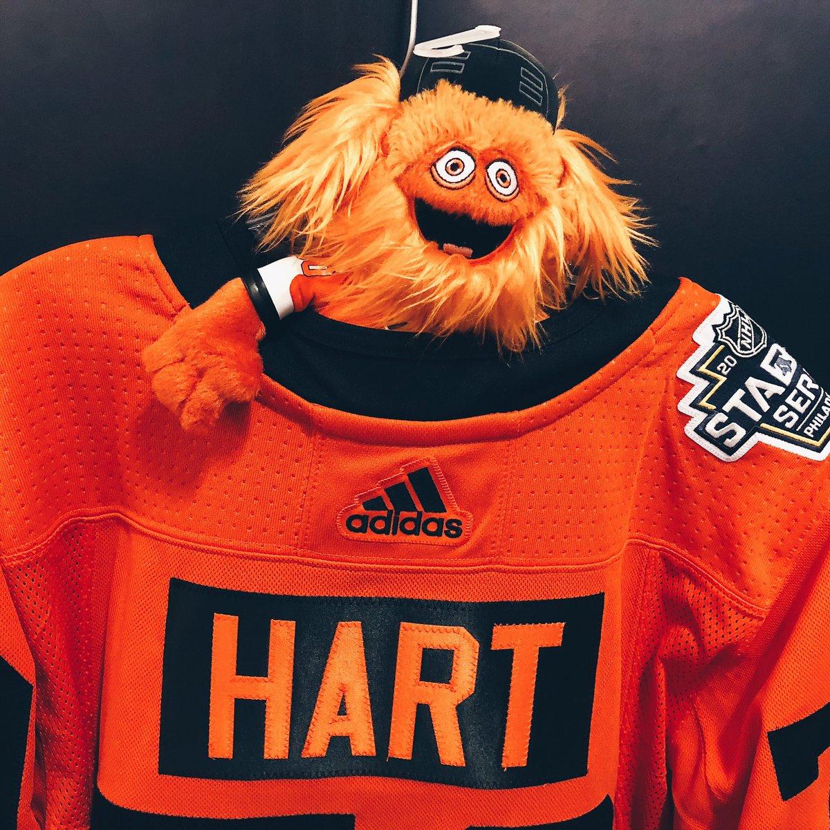 separation shoes ae795 6b9d4 Carter Hart Coors Light Stadium Series : Carter Hart NHL ...