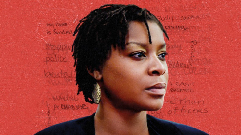 Blackness itself is often a harrowing experience. #SandraBland should be 32 today ... but she failed to signal a lane change in TX.