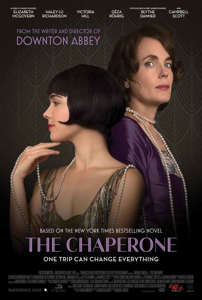 The Chaperone (Un été avec Louise) de Laura Moriarty, le roman et le film, scénarisé par Jullian Fellowes - Page 2 Dy23ilUUwAA-NQF