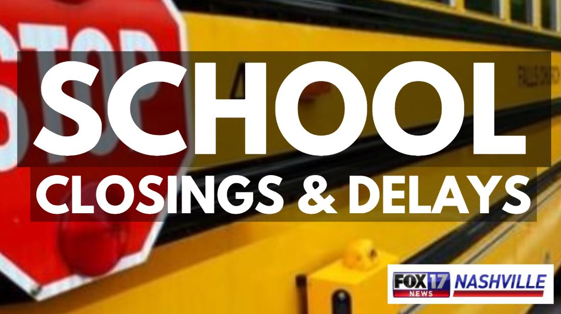 SCHOOL CLOSINGS: Manchester City Schools closed Wednesday. Full list of closings and delays: https://t.co/SFTYDD4lNU