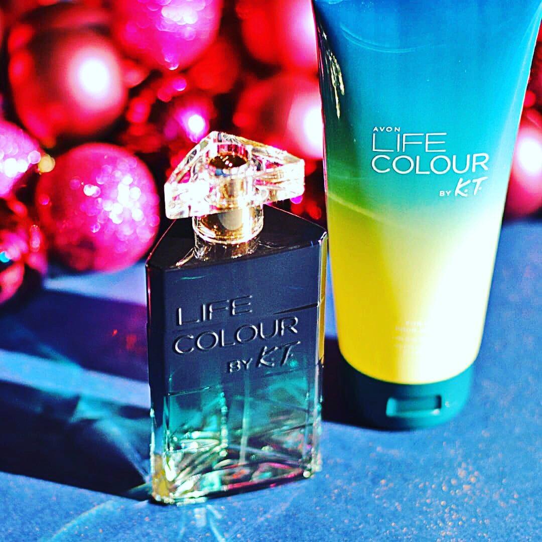 Life colour by kt avon cosmetics ukraine