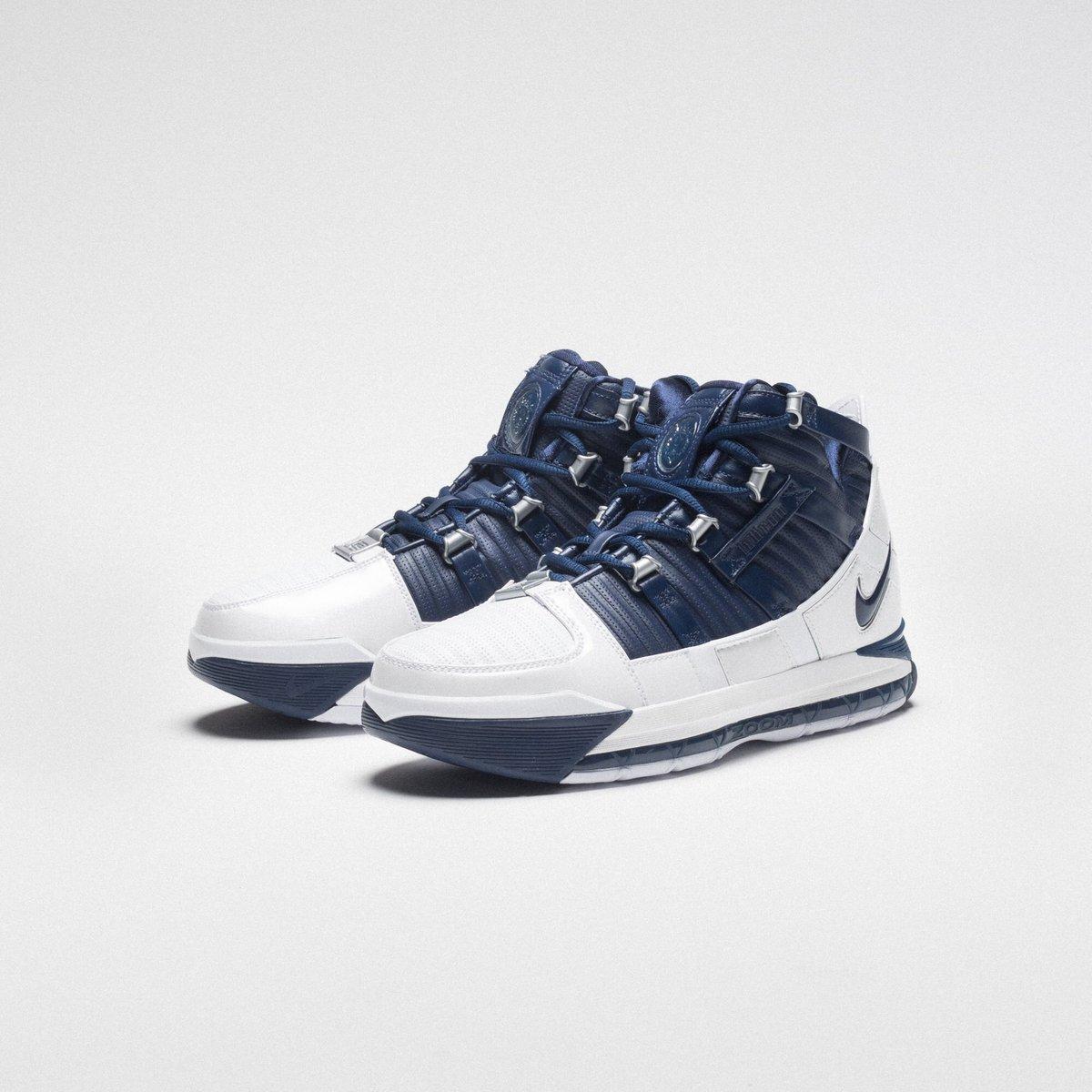 wholesale dealer 2dc6f 0a8dd Nike Zoom Lebron 3