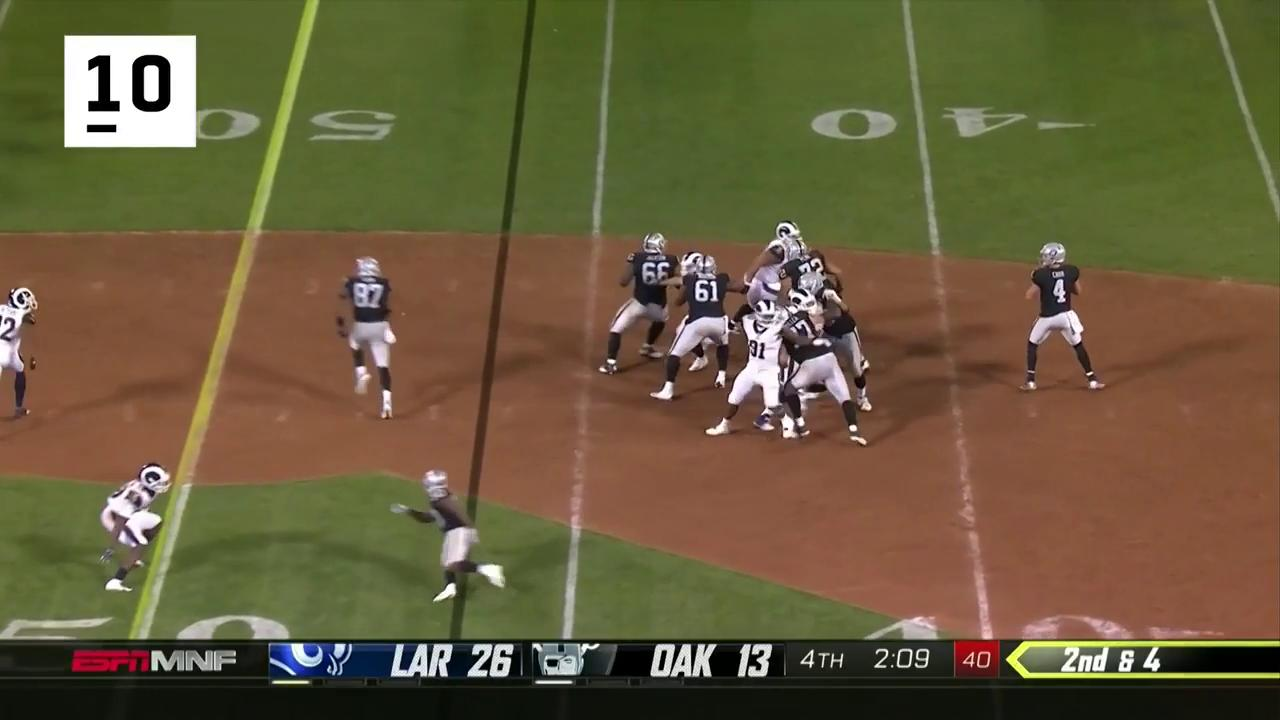 What a run by the NFC Champions.   The @RamsNFL's 10 BEST plays of the season ����#LARams https://t.co/JKmxYCAWcZ