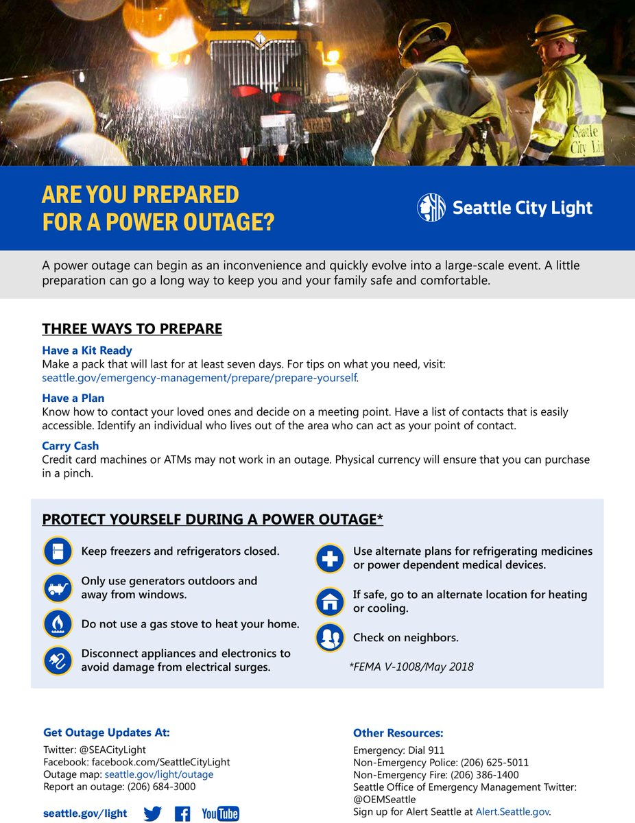 Seattle City Light on Twitter:
