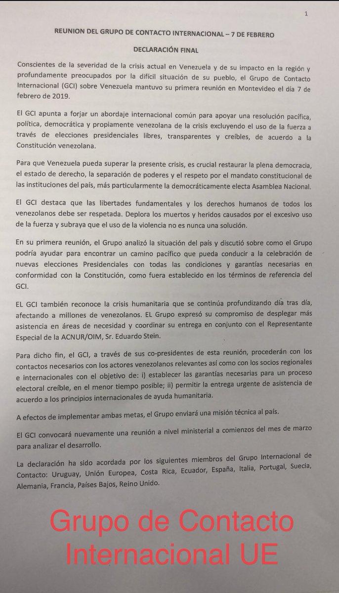 Maduro: Si algo me pasa, ¡retomen el poder y hagan una revolución más radical! - Página 6 Dy2NJ_dX4AInZSz