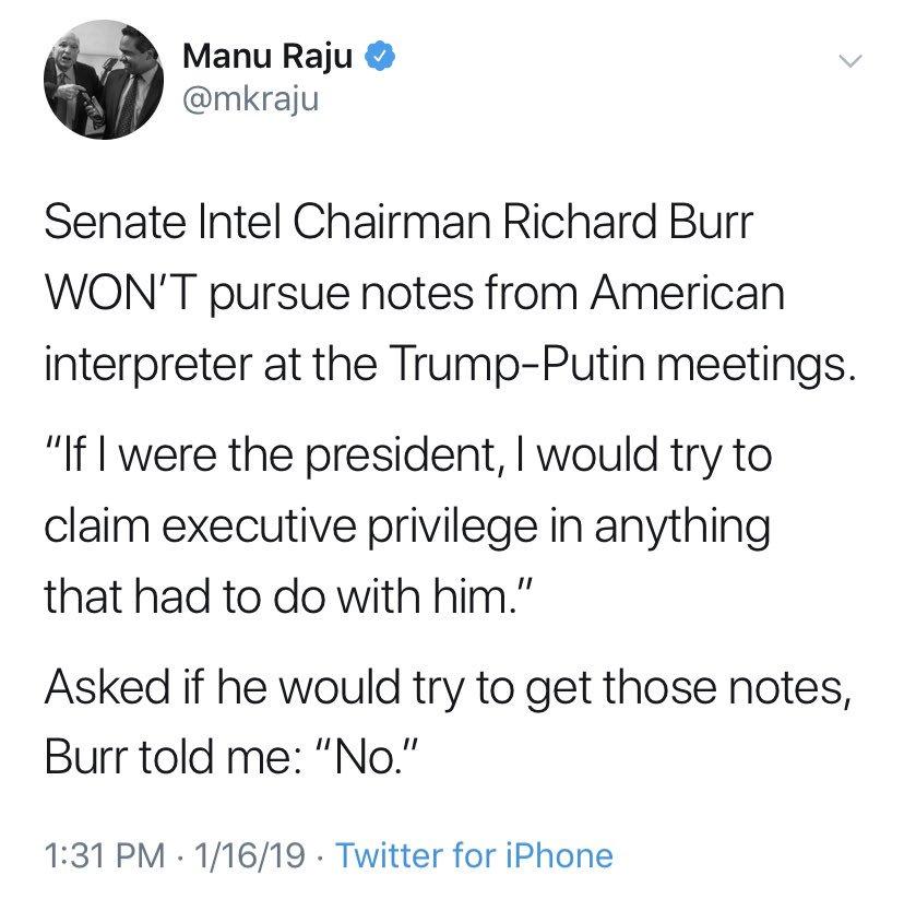 Richard Burr on Twitter: