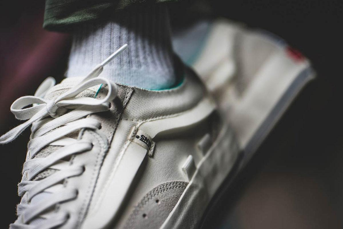this vans old skool shows deconstructed sneakers done right 375995ecc