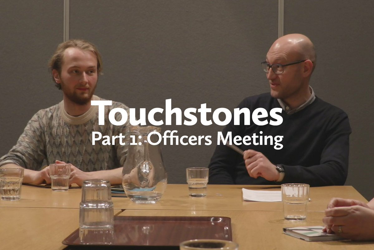 Artist, Harry Meadley set us the challenge of attempting to display as much of the collection as possible. 'But what if we tried?' presents the result of this attempt. Watch Part 1 & Part 2 to see the developments of the forthcoming show at @Touchstones. https://bit.ly/2FUaaQe