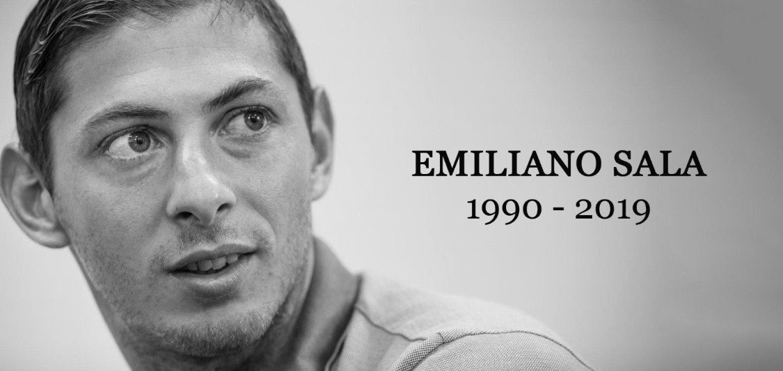 The one we never got to watch💙  #EmilianoSala