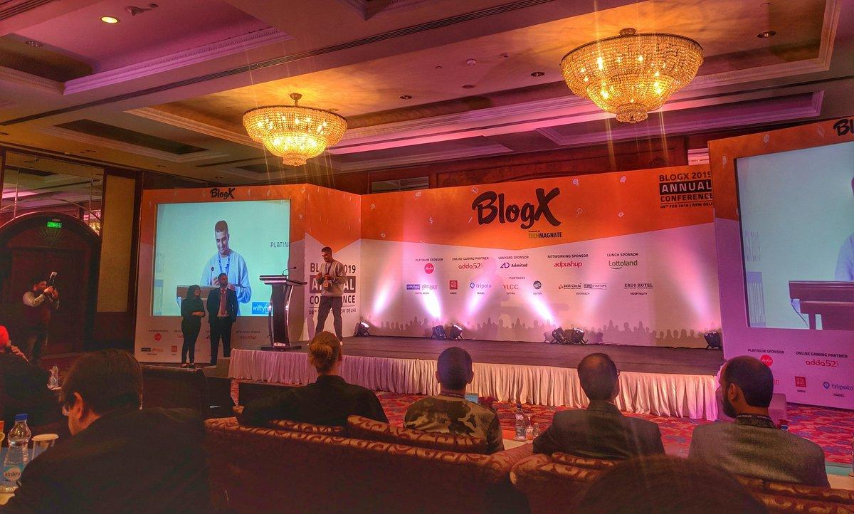 BlogX Gurpreet Singh Tikku Rohan Ayyar And 7 Others