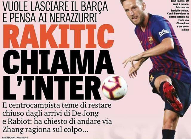 Inter Official F.P.'s photo on #Rakitic