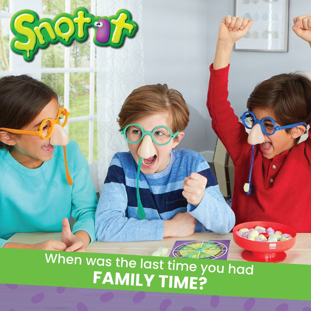 13639140ae7 Make some memories with Snot It  the fast-paced