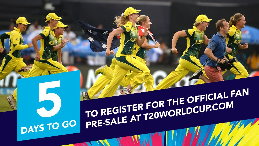 You'd better run to http://T20WorldCup.com!