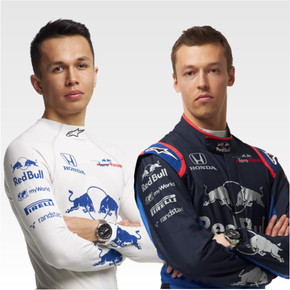 Scuderia Toro Rosso announces strategic partnership with myWorld International  Full story 👉 https://win.gs/2SF5S4Y