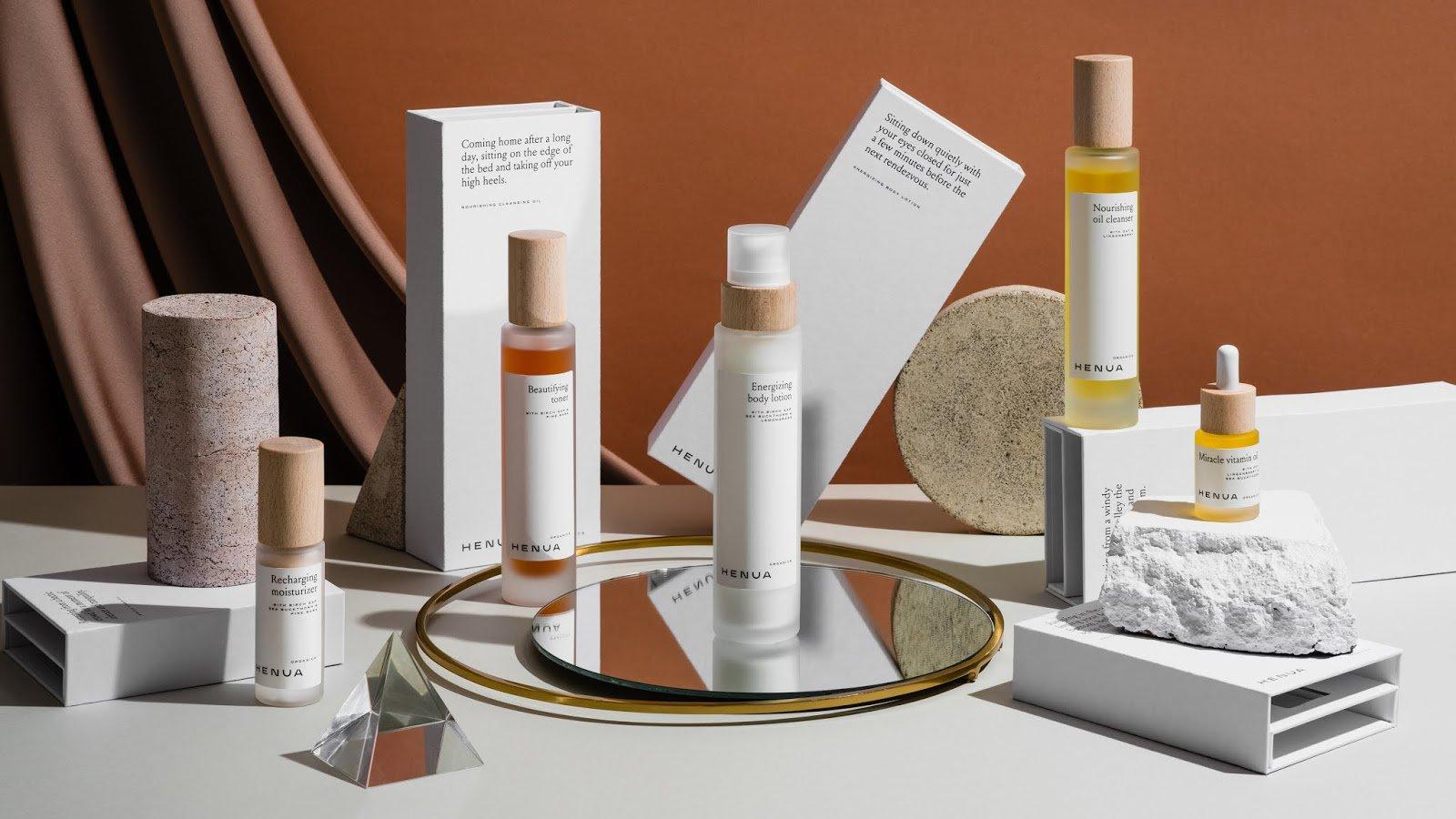 cardboard makeup packaging