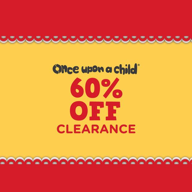 5f3d5add9ac9 60% off clearance - going on NOW! Hurry in to save BIG on stuff