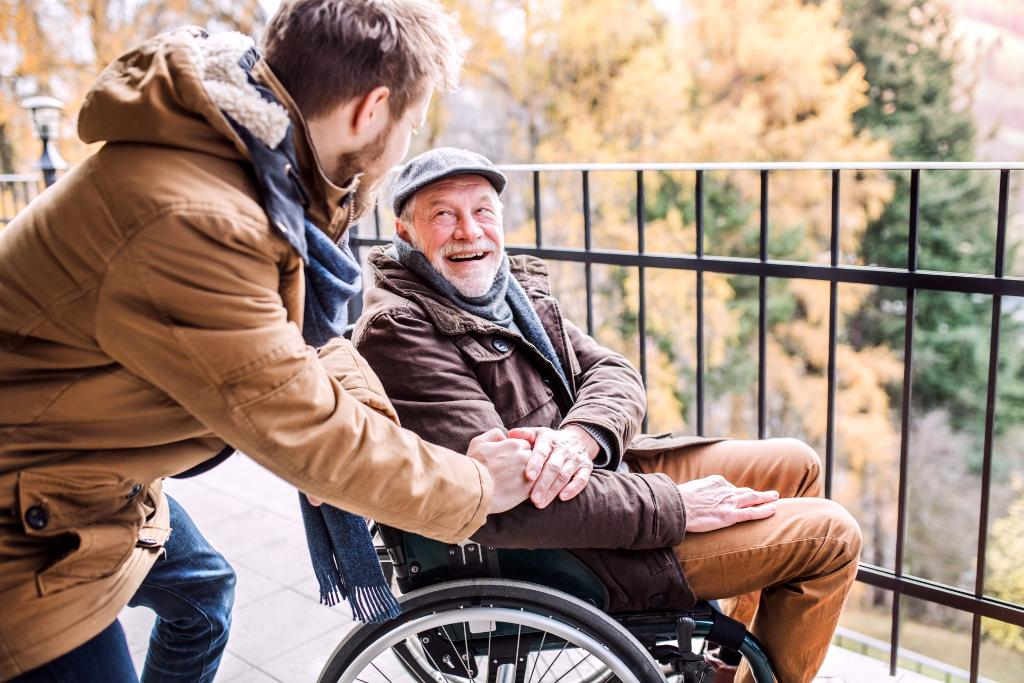 The Older Americans Act provides services like home-delivered meals, family #caregiver support, and in-home assistance to about 11 million older adults, but its' funding is failing to keep up with inflation and demand: http://spr.ly/6010ERto6