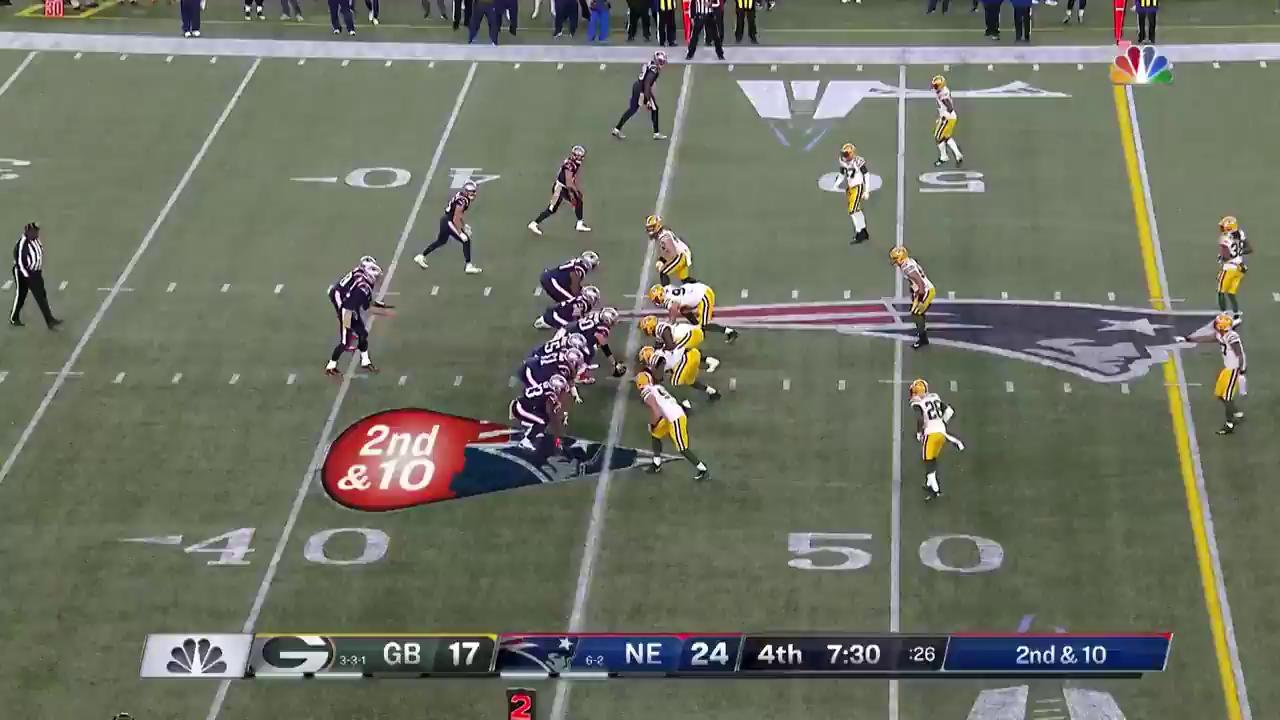 5️⃣0️⃣0️⃣ for Tom Brady.  A BIG catch from @RobGronkowski  The 10 BEST plays from the #SBLIII champion @Patriots! https://t.co/JHpEmiwI2n