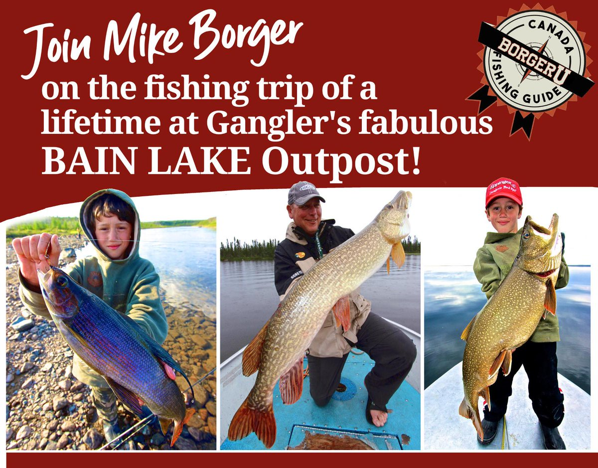 Mike Borger (@CanFishingGuide) | Twitter