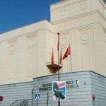 Image for the Tweet beginning: El Teatro Federico García Lorca